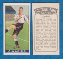 Derby County Charlie Napier Scotland